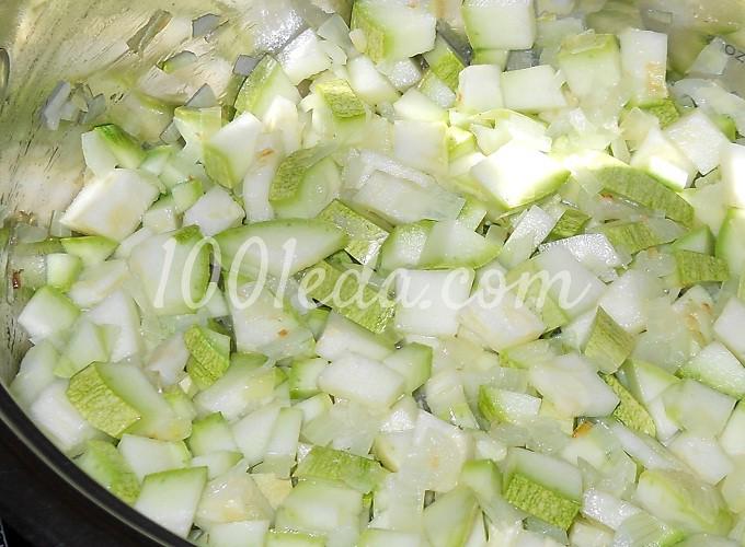 суп с кнелями пошаговый рецепт