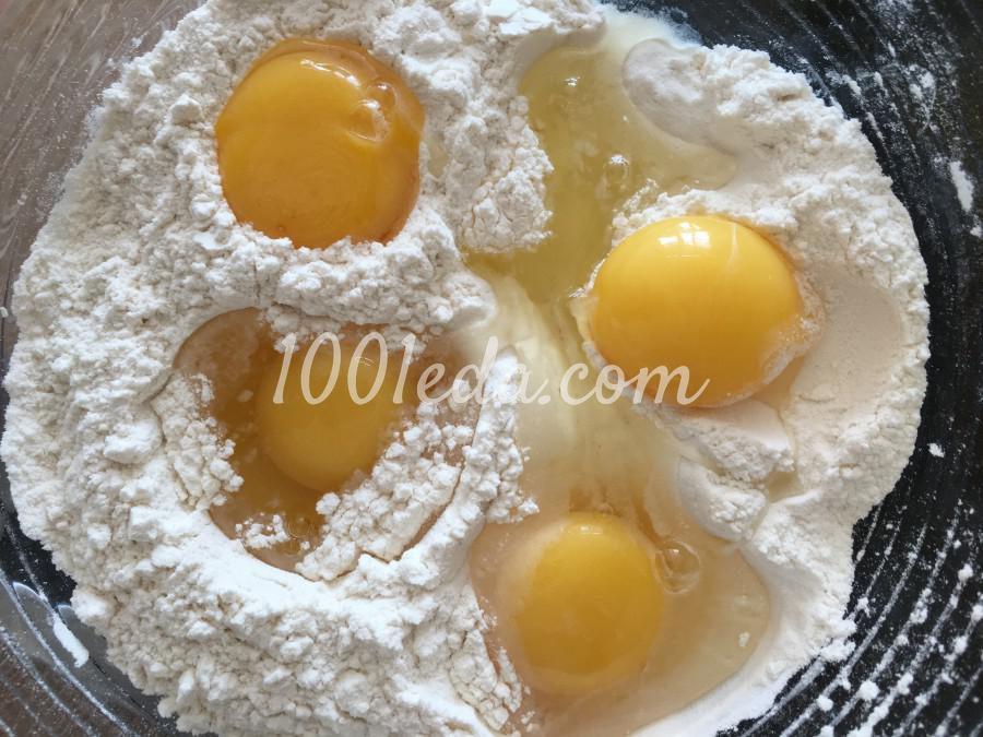 Кантуччи - итальянское лакомство дома: рецепт с пошаговым фото - Шаг №1