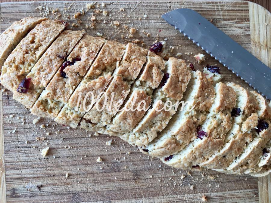 Кантуччи - итальянское лакомство дома: рецепт с пошаговым фото - Шаг №8