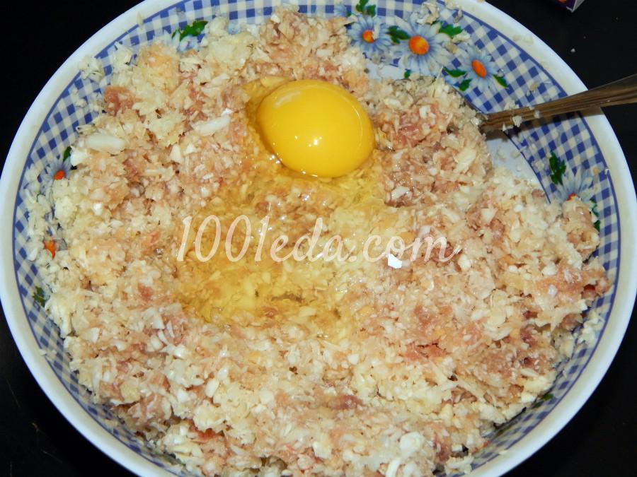 рецепт мясных котлет из фарша с фото пошагово в