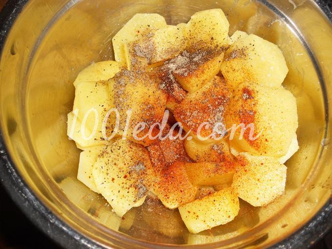Рецепты жареных пирожков с картошкой в духовке