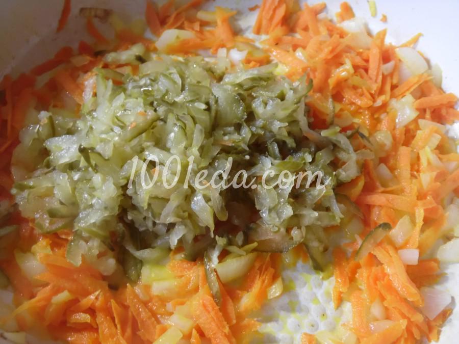 Картофельная запеканка с ветчиной: пошаговое фото - Шаг №3