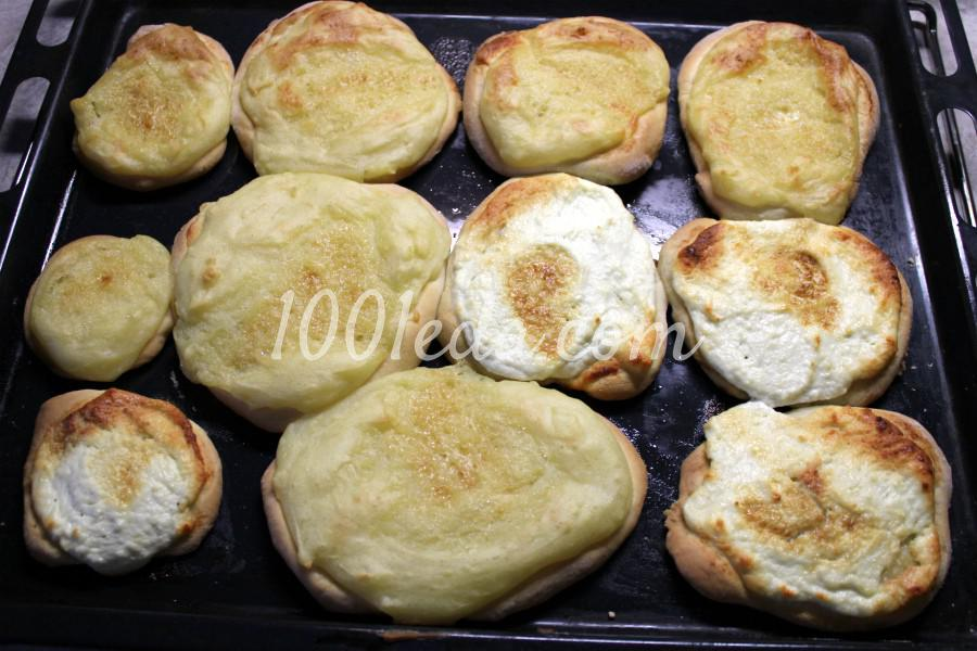 Картофельные и творожные шаньги: пошаговый с фото - Шаг №6