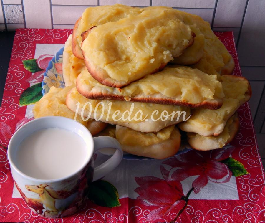 Картофельные шаньги: пошаговое фото - Шаг №5
