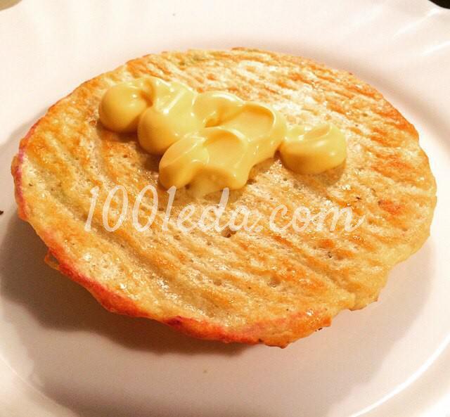 """Картофельный сэндвич """"Бульба-бургер"""": пошаговый с фото - Шаг №3"""