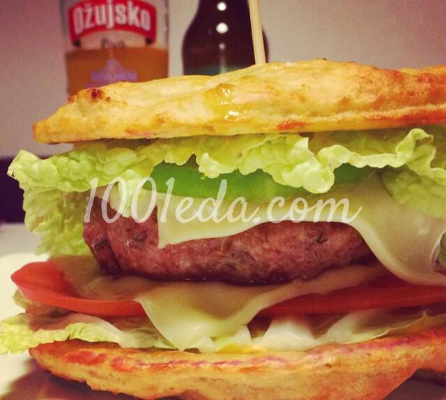"""Картофельный сэндвич """"Бульба-бургер"""": пошаговый с фото - Шаг №7"""