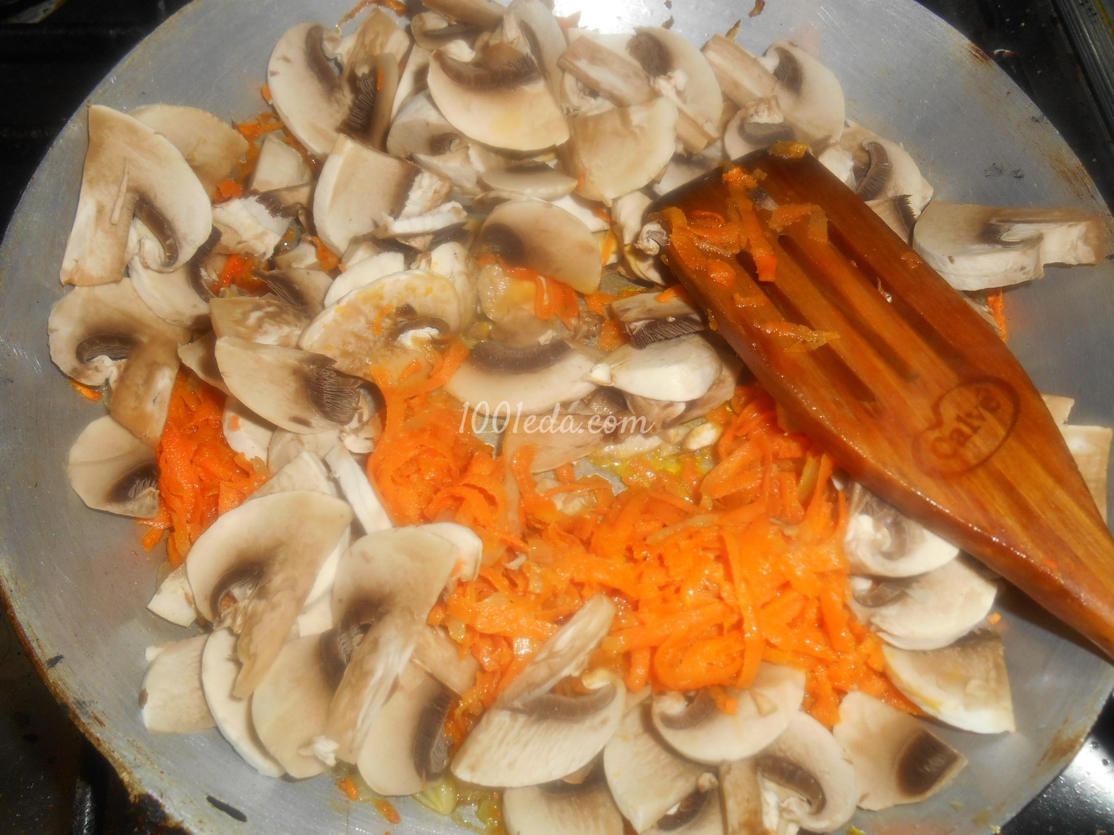 Блюда из шампиньонов 1062 рецепта / Простые рецепты 59