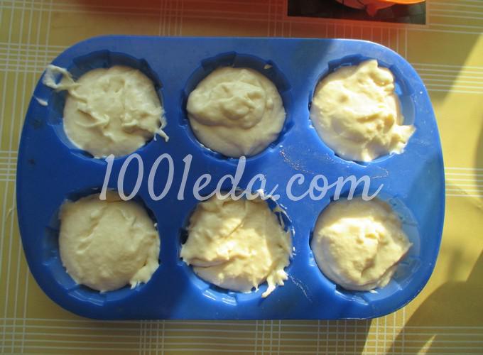 Плюшки на сметане рецепт с фото