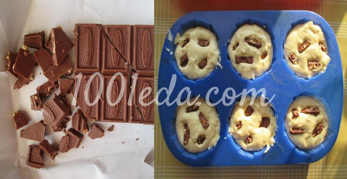 Кекс в силиконовой форме рецепты сметаной