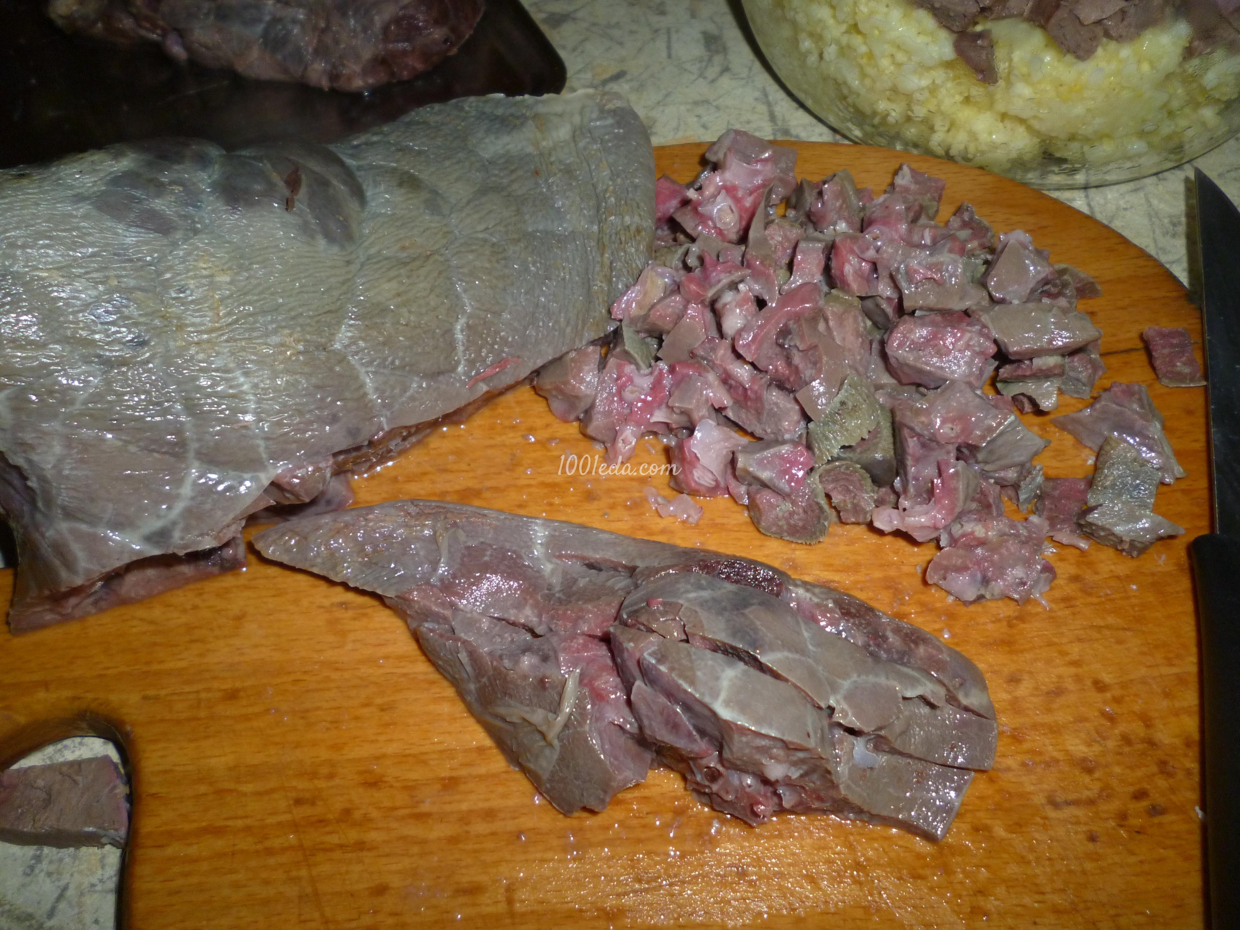 Салат из свиных легких (пошаговый рецепт с фото) 31