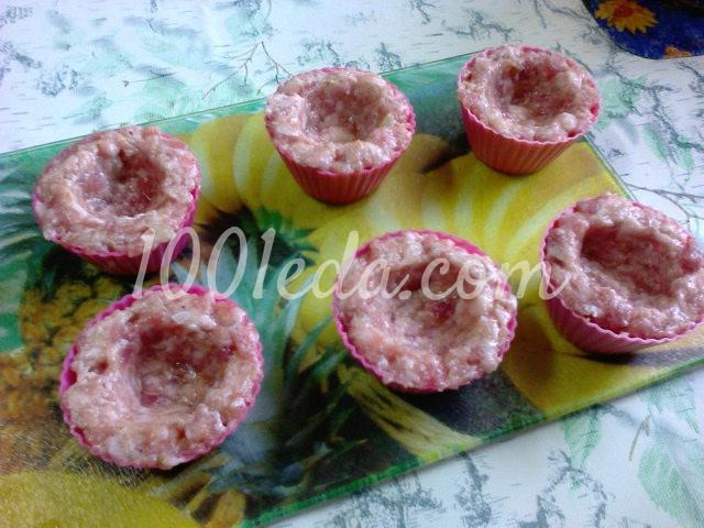 котлеты из фарша с овощами рецепт с пошаговым фото