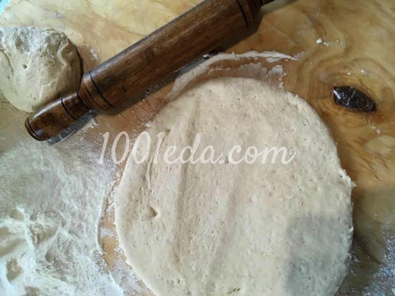 Кубите - мясной караимский пирог с бараниной: рецепт с пошаговым фото - Шаг №2