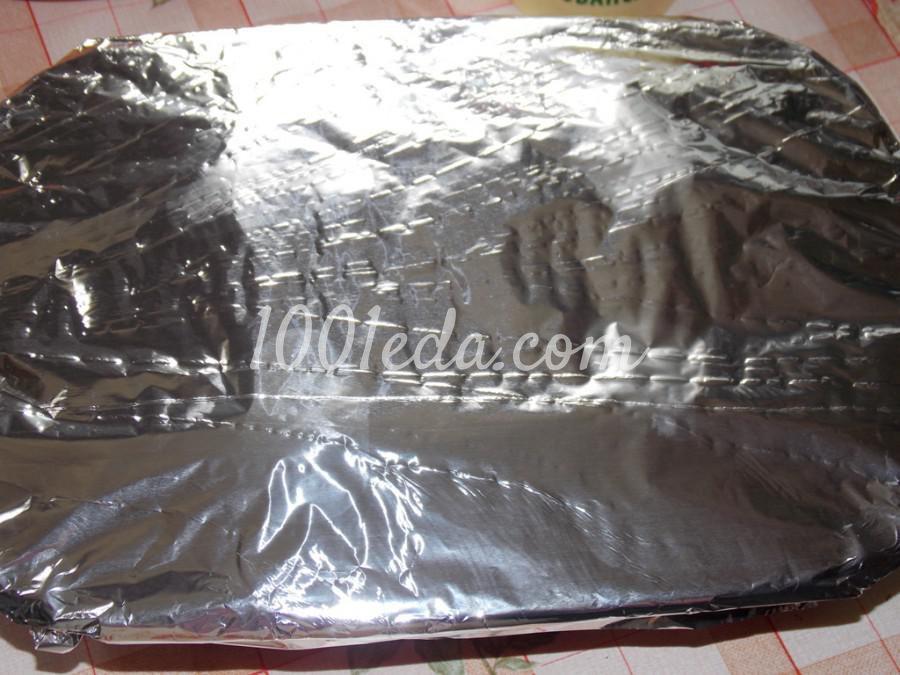 Курица на овощной подушке: рецепт с пошаговым фото - Шаг № 5