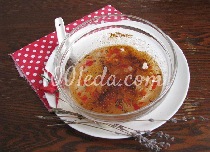 Курица с вишневым соусом: пошаговое фото - Шаг №3