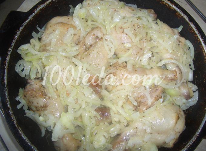 гречка с куриными голенями рецепт в духовке