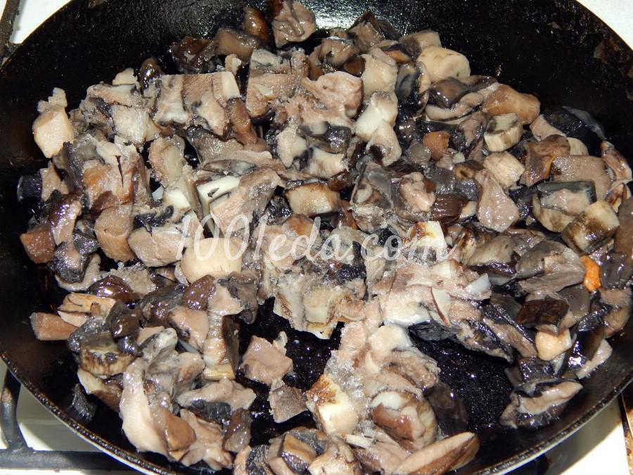 Куриные ножки с грибами и овощами: пошаговое фото - Шаг №1