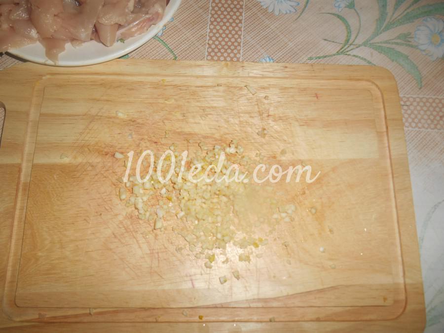 Картошка с гриьами рецепт