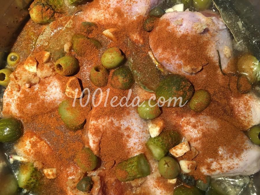 Курочка с характером, запечённая в пряном маринаде: рецепт с пошаговым фото - Шаг № 9