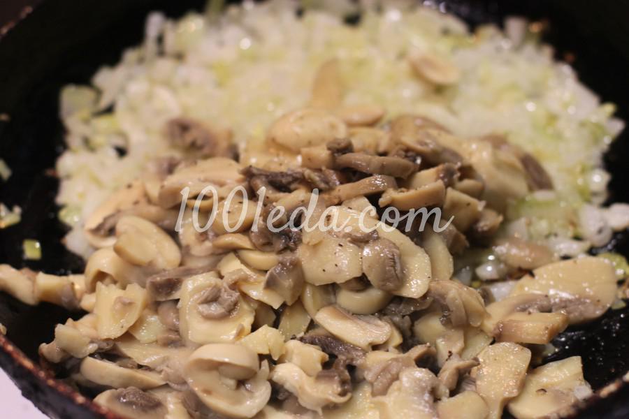 Рецепты курицы шампиньонов фото