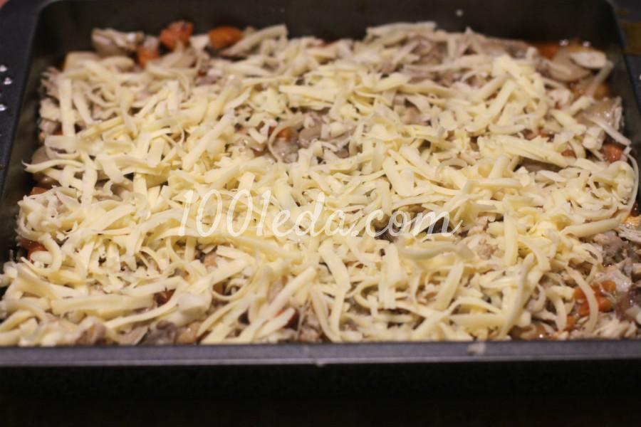 Рецепт лазаньи с курицей пошагово в домашних
