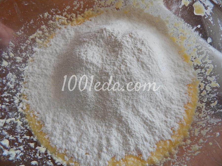 Лимонный пирог с цукатами в мультиварке: рецепт с пошаговым фото - Шаг №4