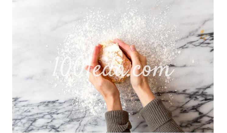 Лёгкие тыквенные ньокки с шалфеем и сливочным соусом: пошагово с фото - Шаг №3