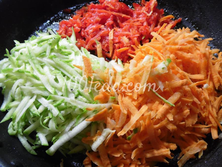 Маффины с овощами и курицей: пошаговый с фото - Шаг №1