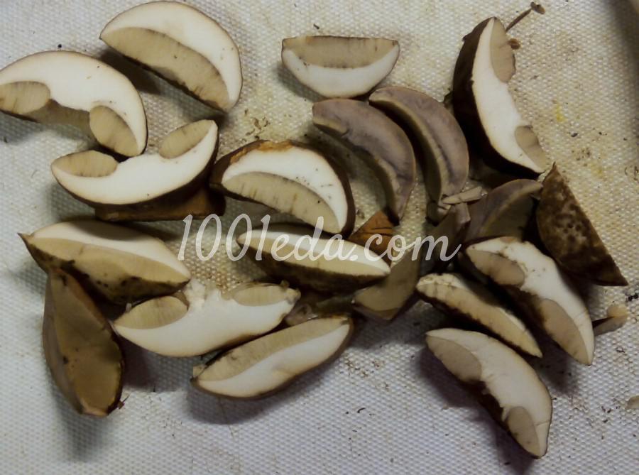 Грибы белые маринованные: пошаговое фото - Шаг №2