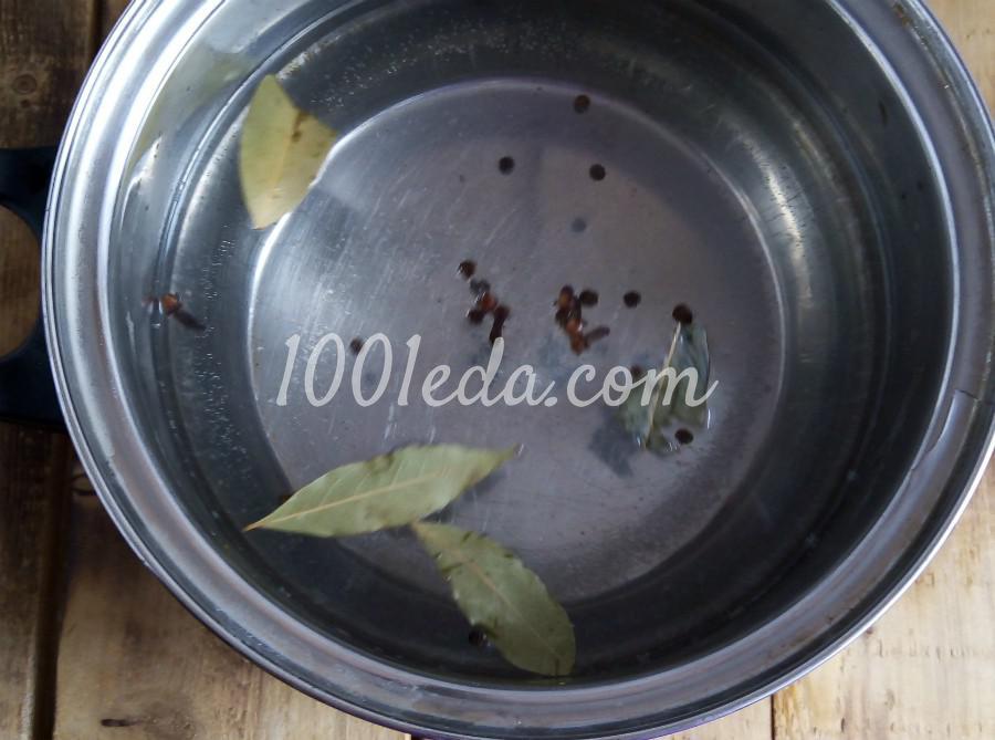 Грибы белые маринованные: пошаговое фото - Шаг №4