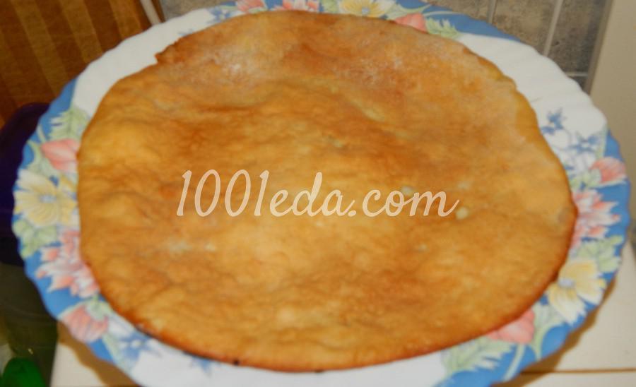 Домашний медовик на сковороде рецепт