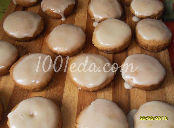 Пряники медовые рецепт с фото пошагово