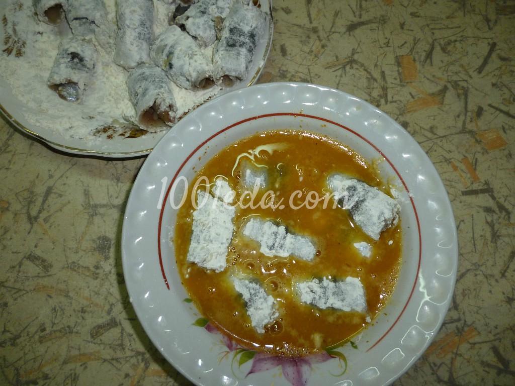 Мойва в кляре рецепт с фото
