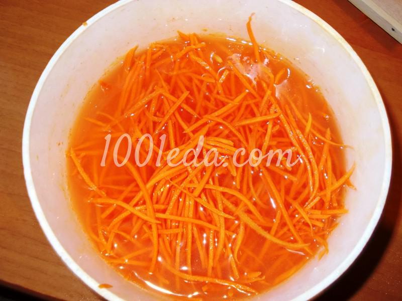 Морковь по-корейски рецепт с фото пошагово
