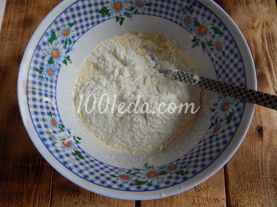Морковное печенье: пошаговое фото - Шаг №4