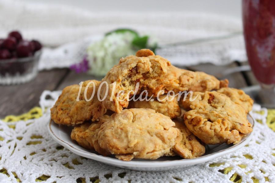 Морковное печенье: пошаговое фото - Шаг №5