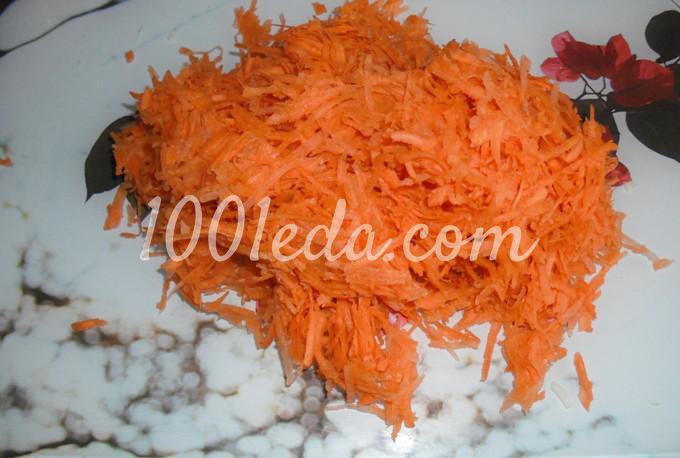 Морская рыба в духовке с овощами под майонезом: рецепт с пошаговым фото - Шаг №3