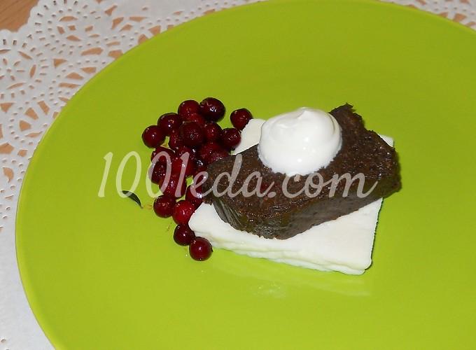Мя́мми – финский ржаной пасхальный пудинг: рецепт с пошаговым фото - Шаг №11