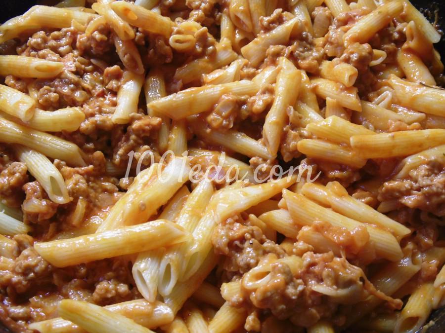Мясной соус к пасте: пошаговое фото - Шаг №6