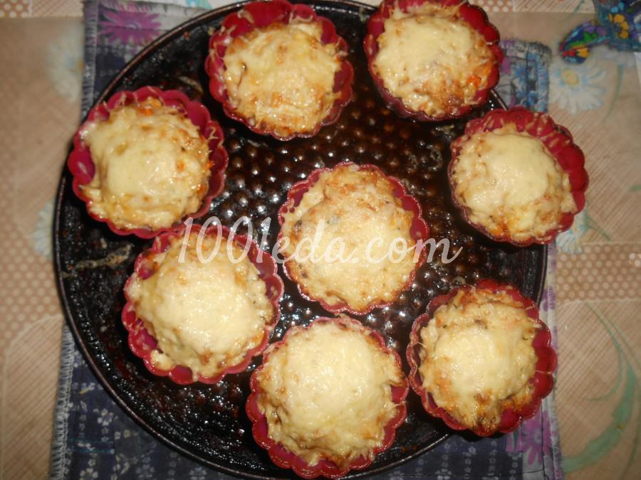 кексики рецепт с фото пошагово в духовке