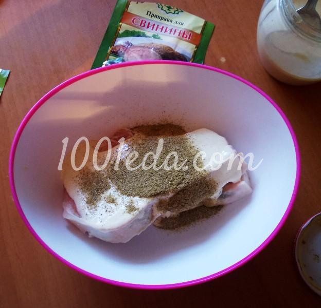 Жареная свинина в мультиварке рецепты с фото поларис