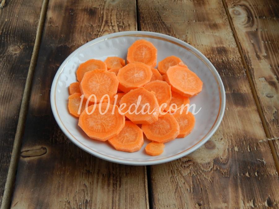 Национальное еврейское постное блюдо цимес: пошаговое фото - Шаг №1
