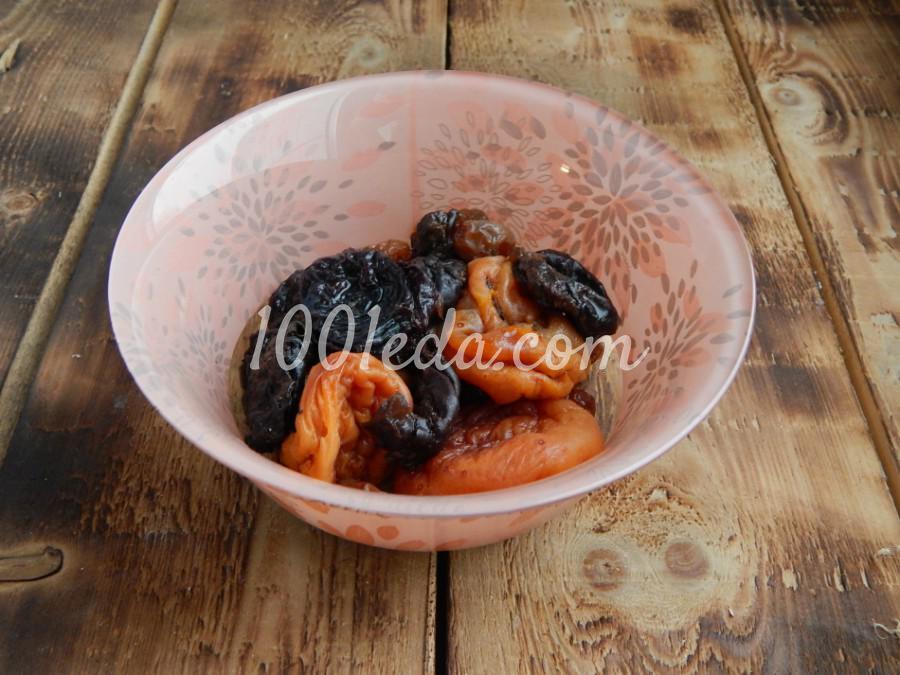 Национальное еврейское постное блюдо цимес: пошаговое фото - Шаг №2