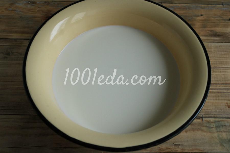 Натуральный домашний сыр: пошаговый с фото - Шаг №1