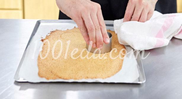 Нежные вафли с кремом от Сирила Линьяка: пошаговое фото - Шаг №4