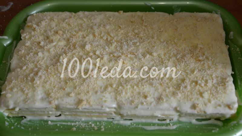 торт с вишней и масляным кремом рецепт с фото пошагово