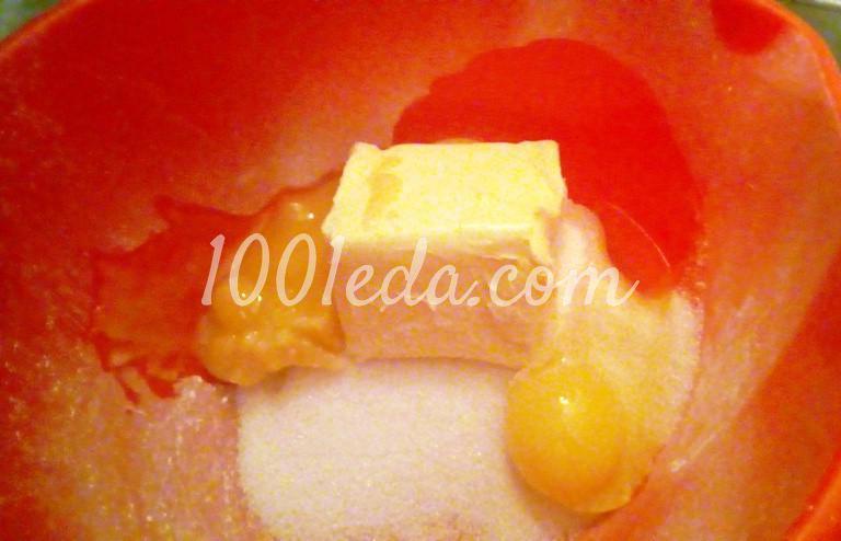 Новогоднее медовое печенье: пошаговое фото - Шаг №2