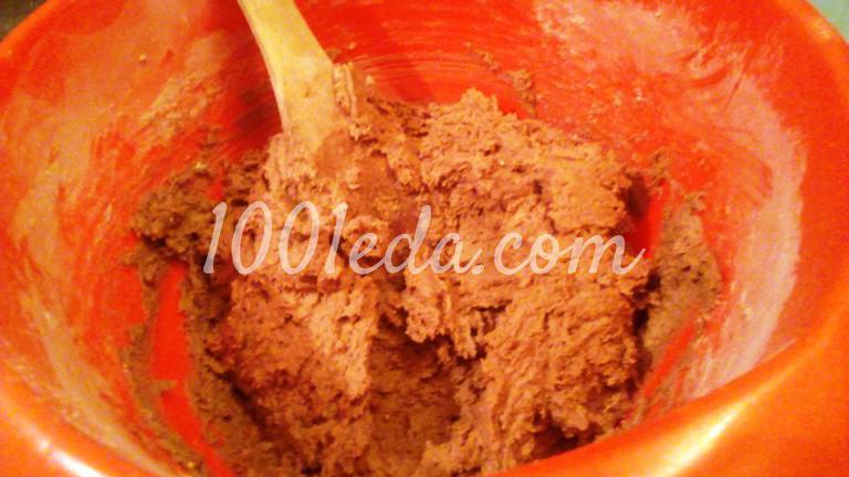 Новогоднее медовое печенье: пошаговое фото - Шаг №5