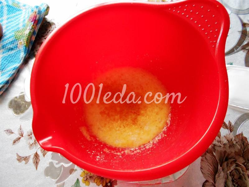 """Новогоднее соленое печенье """"Для старшеньких"""": пошаговое фото - Шаг №1"""