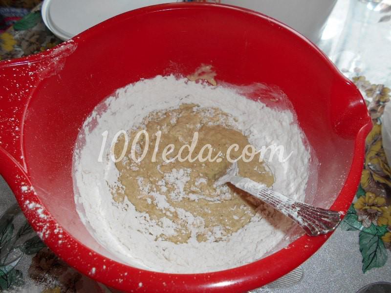 """Новогоднее соленое печенье """"Для старшеньких"""": пошаговое фото - Шаг №3"""