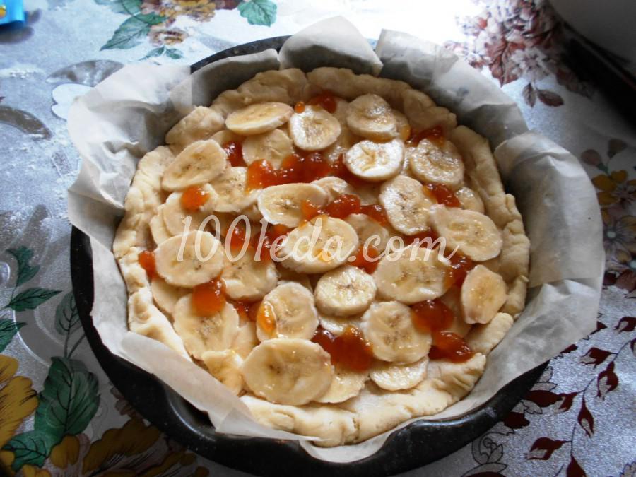 Новогодний пирог на сметане Ёлочки-сосёночки: пошаговый с фото - Шаг №6